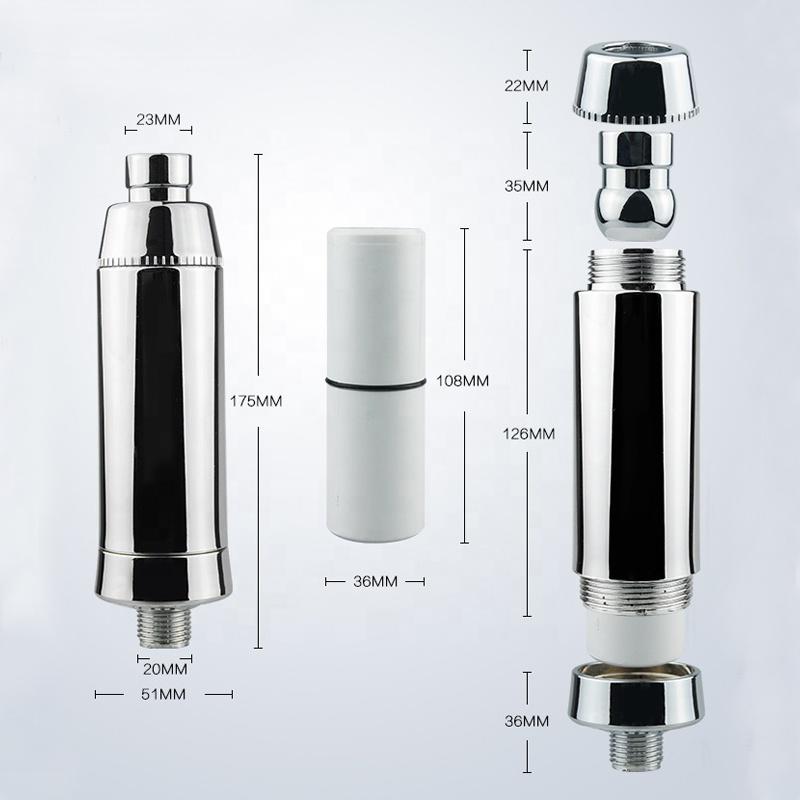 Chlorine Shower Filter