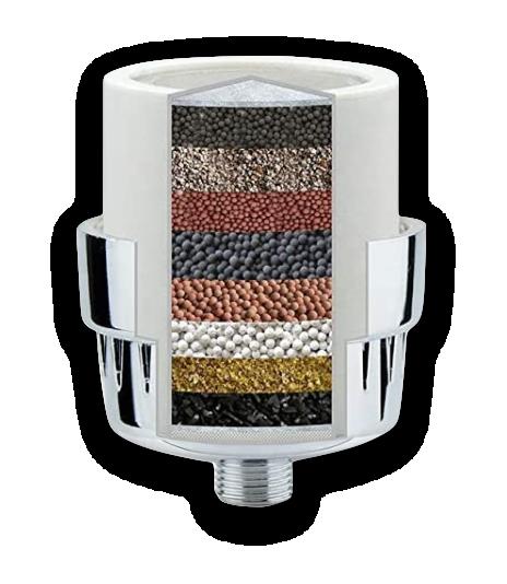 Universal Shower Filter cartridge